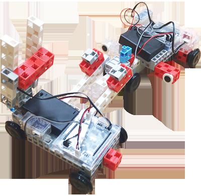 スタディーノで作ったロボット