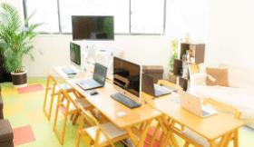 プログラミング教室の風景