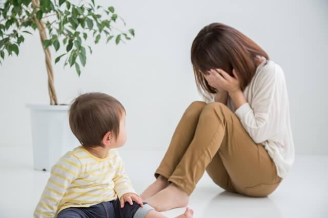 育児ストレス悩み