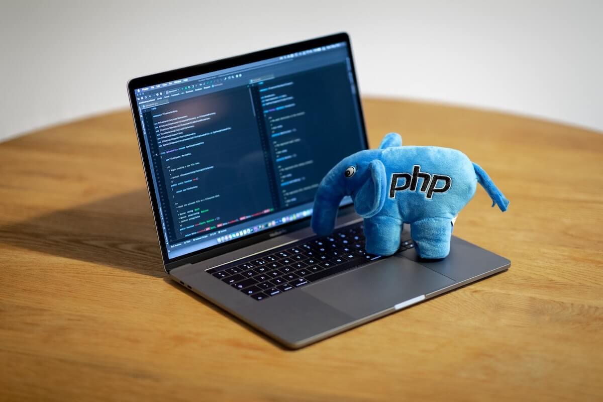PHPとPCの画像